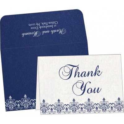 Thank You Cards - TYC-8244K