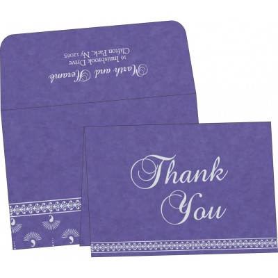 Thank You Cards - TYC-8247C