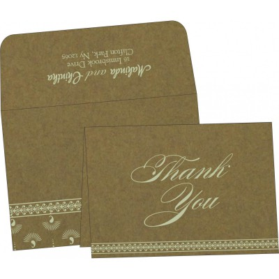 Thank You Cards - TYC-8247E