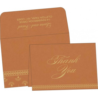 Thank You Cards - TYC-8247F