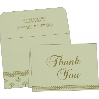 Thank You Cards - TYC-8247L