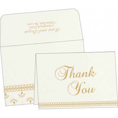Thank You Cards - TYC-8247M