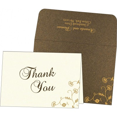 Thank You Cards - TYC-8248C