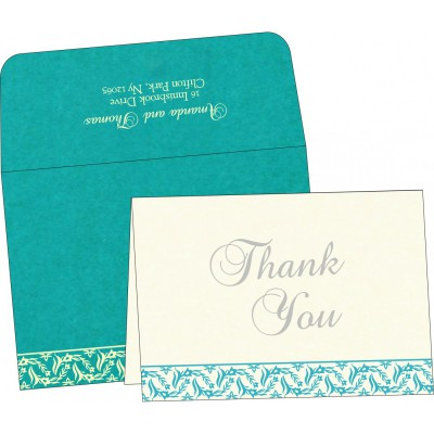 Thank You Cards - TYC-8249D