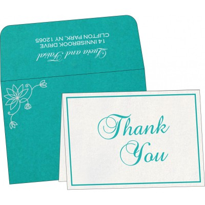 Thank You Cards - TYC-8251A