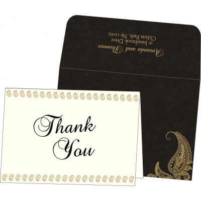 Thank You Cards - TYC-8252C