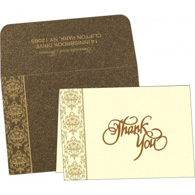 Thank You Cards - TYC-8253A