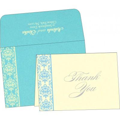 Thank You Cards - TYC-8253E