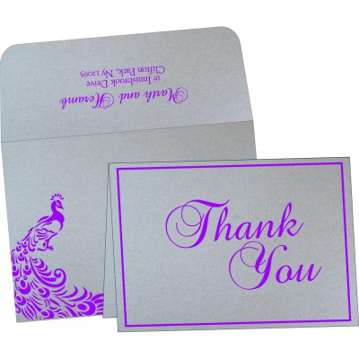 Thank You Cards - TYC-8255C