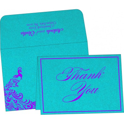 Thank You Cards - TYC-8255E