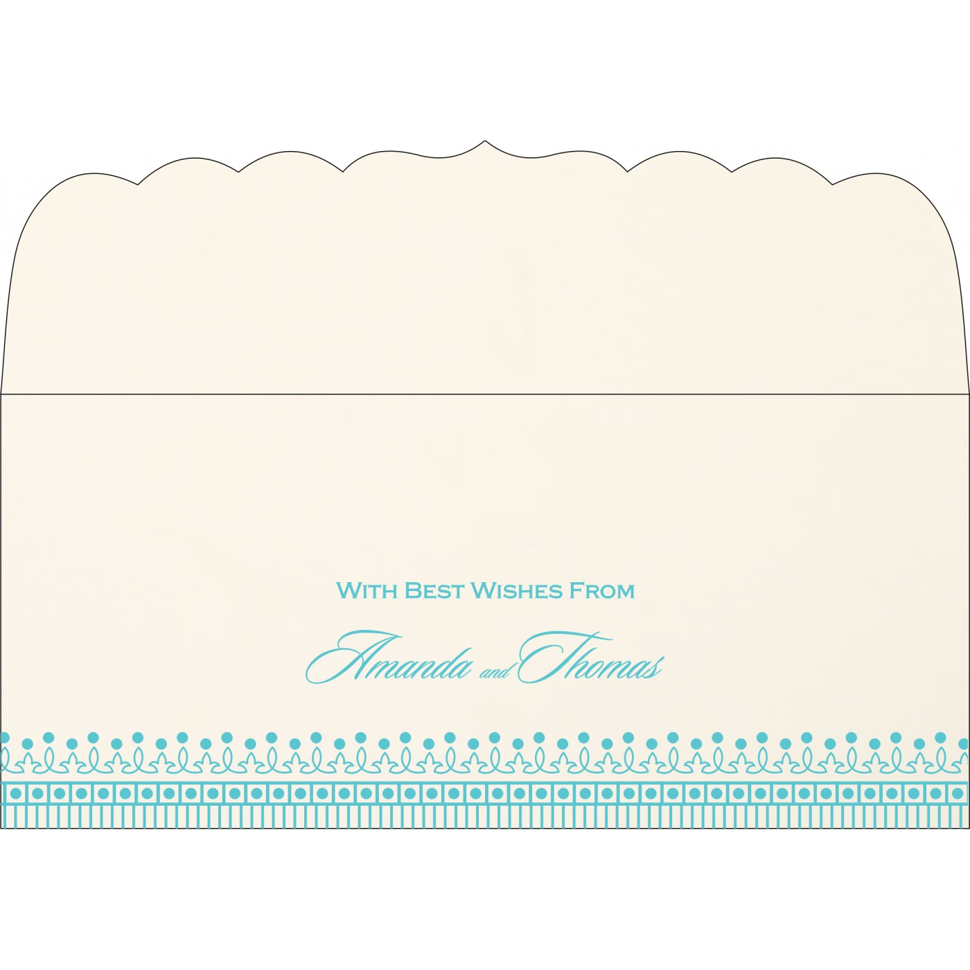 Money Envelope - ME-1338