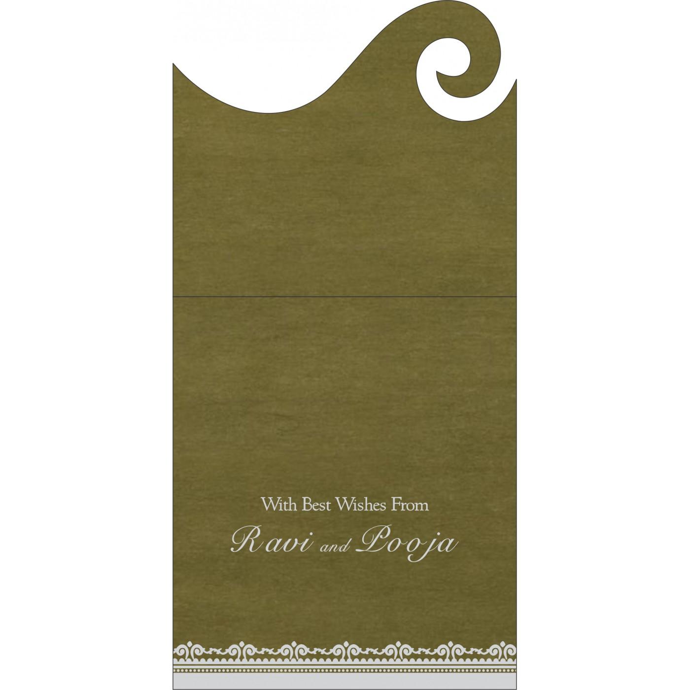 Money Envelope - ME-8205Q