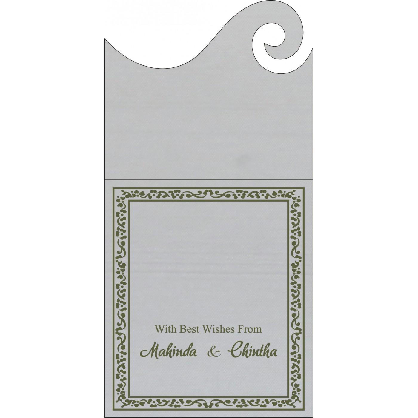 Money Envelope - ME-8214L