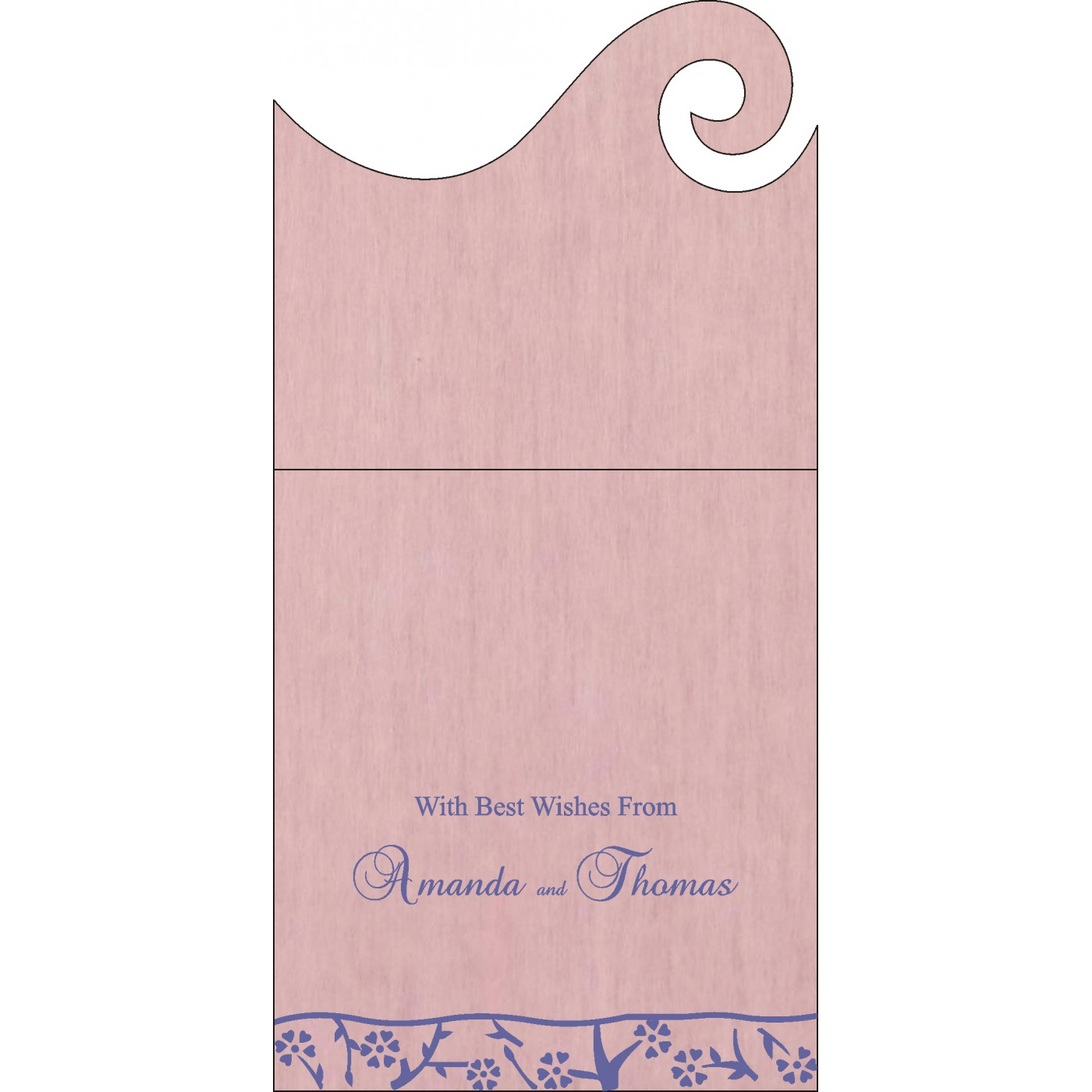 Money Envelope - ME-8216I