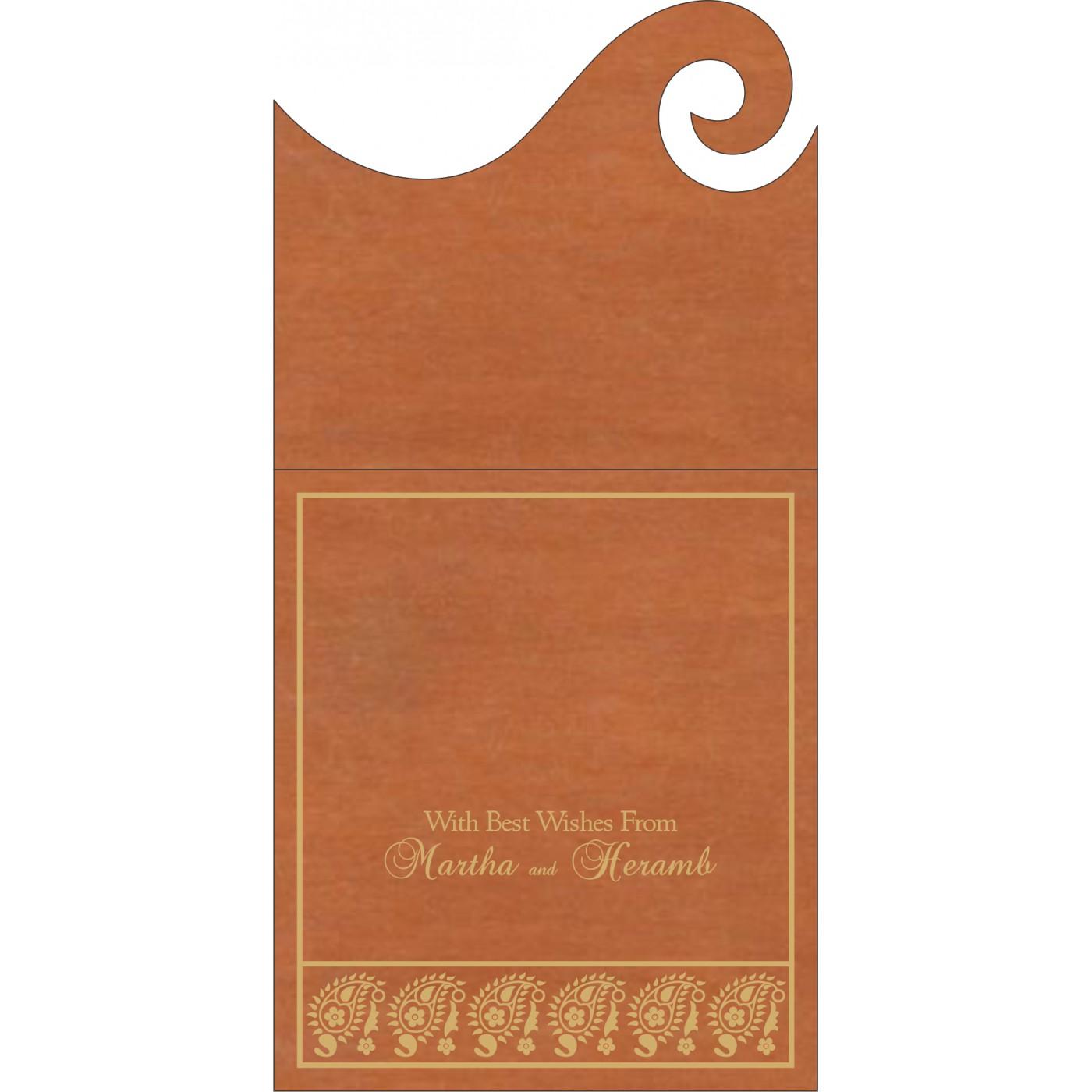Money Envelope - ME-8218C