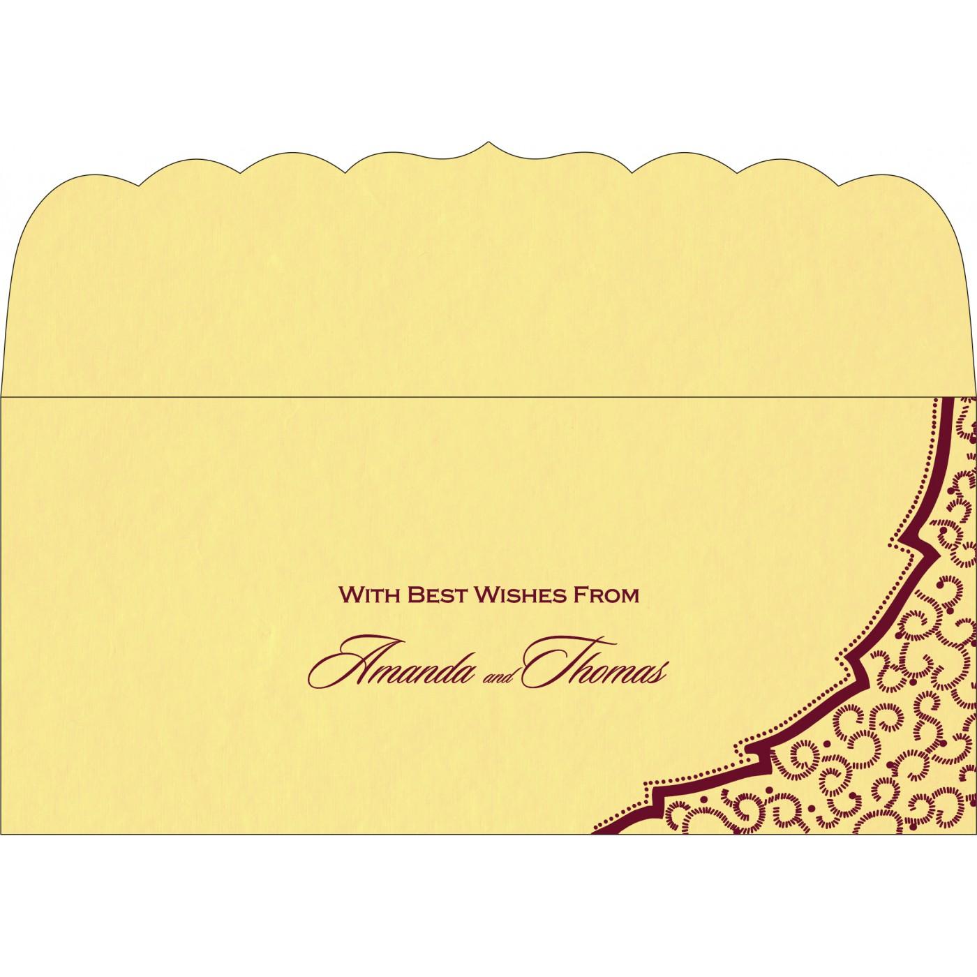 Money Envelope - ME-8219G