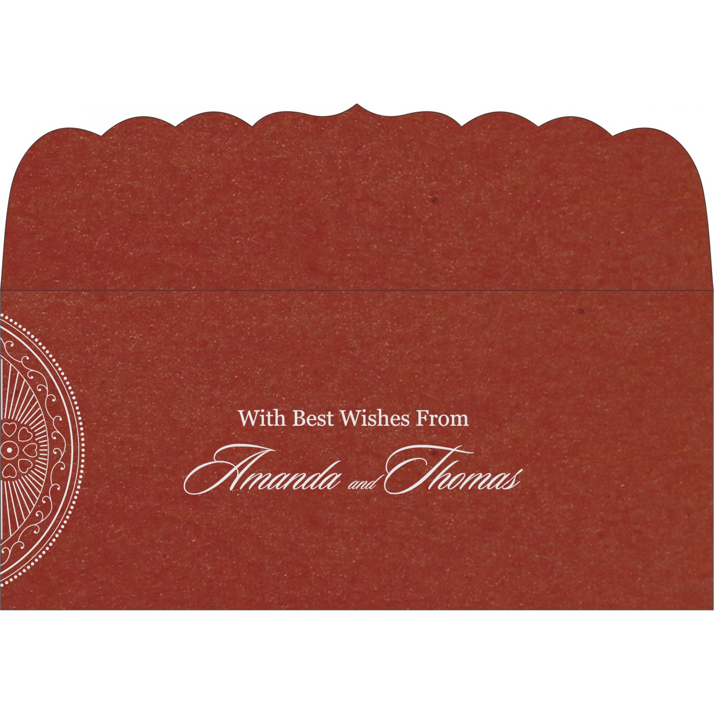Money Envelope - ME-8230C