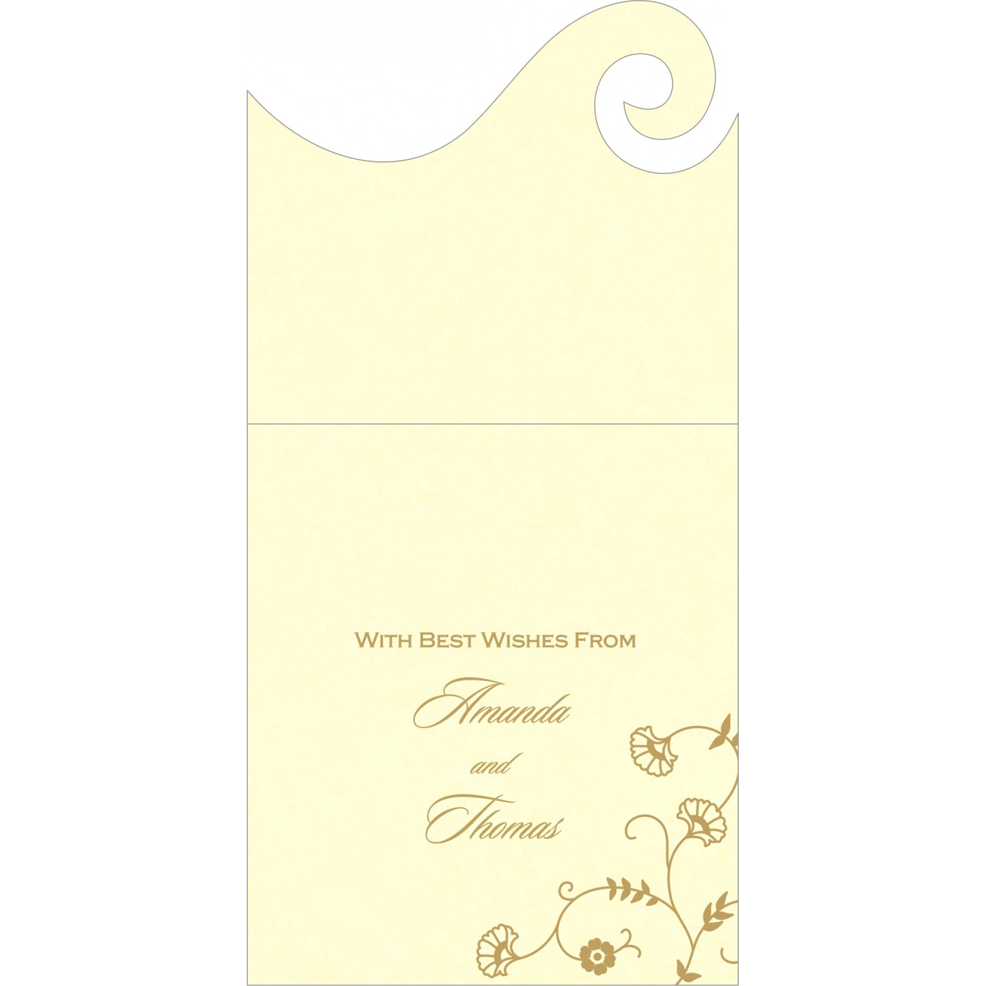 Money Envelope - ME-8248B