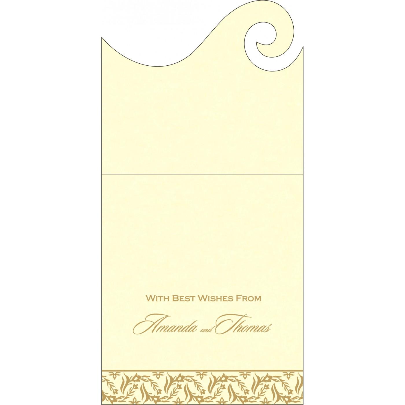 Money Envelope - ME-8249B