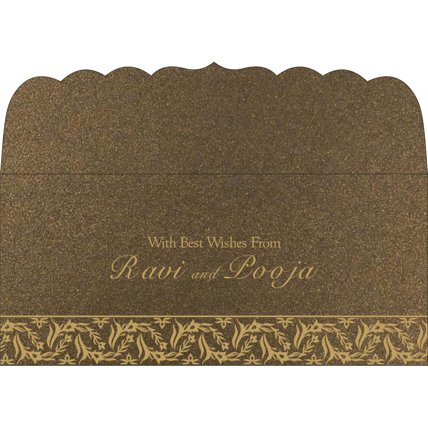 Money Envelope - ME-8249J
