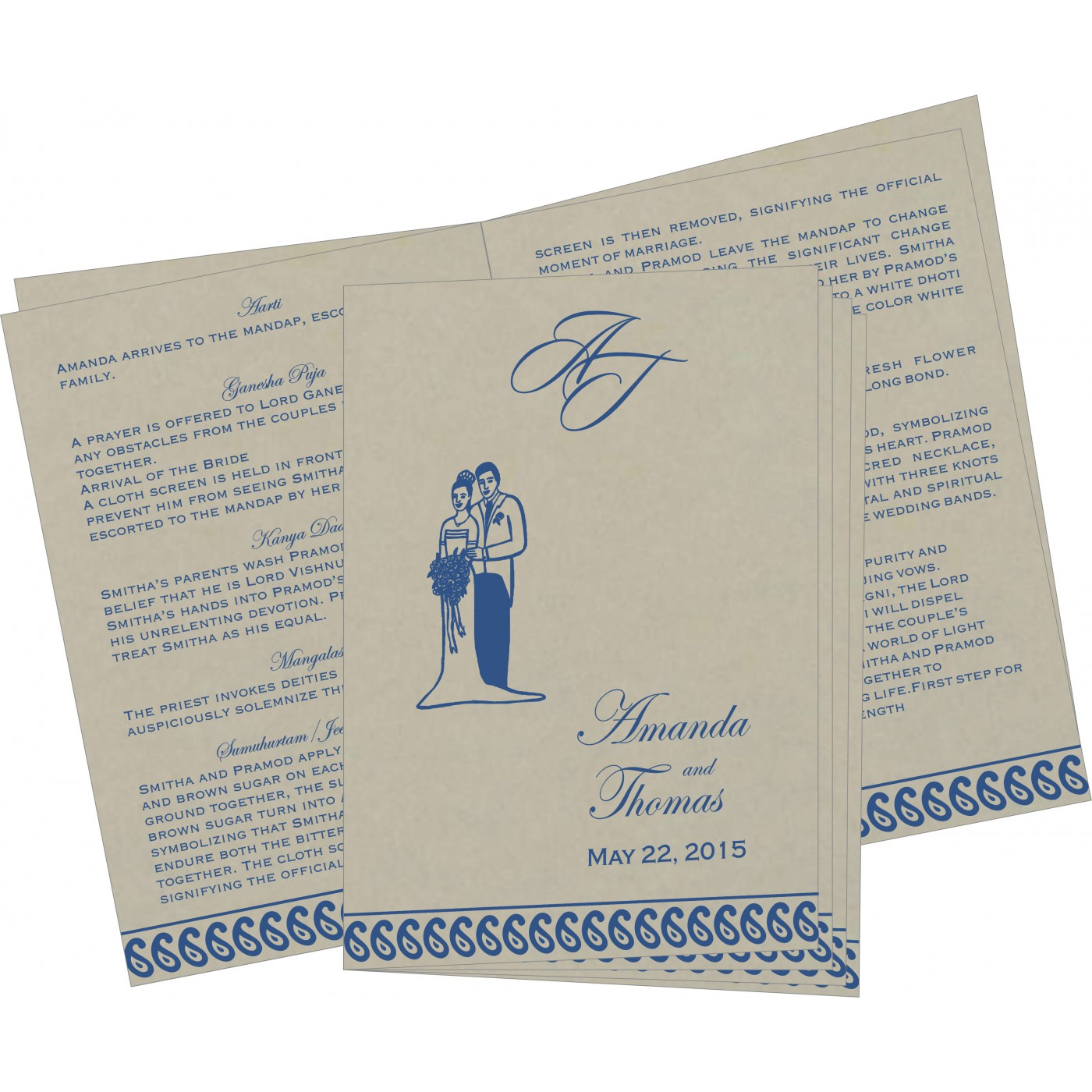 Program Booklet - PC-1261