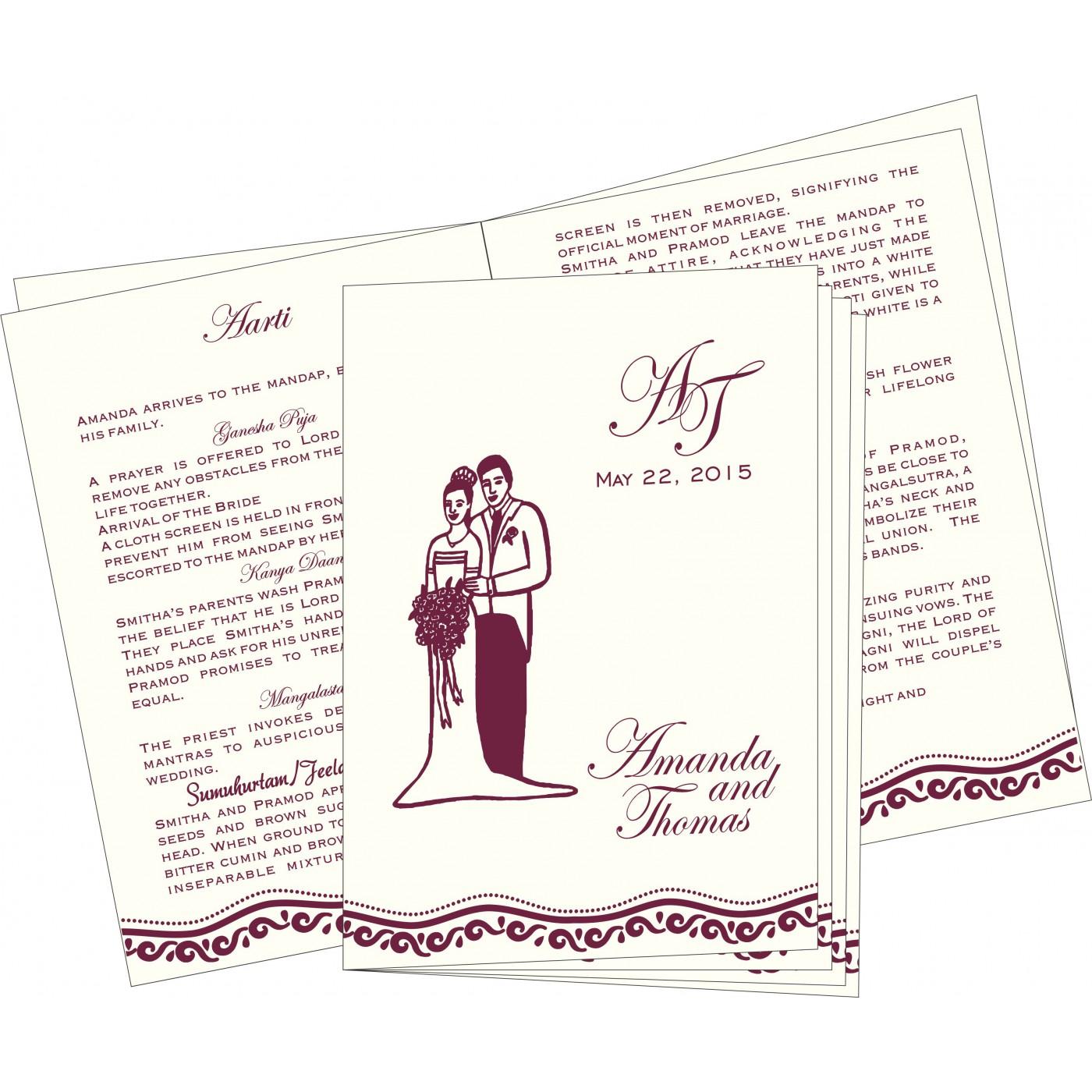 Program Booklet - PC-1375
