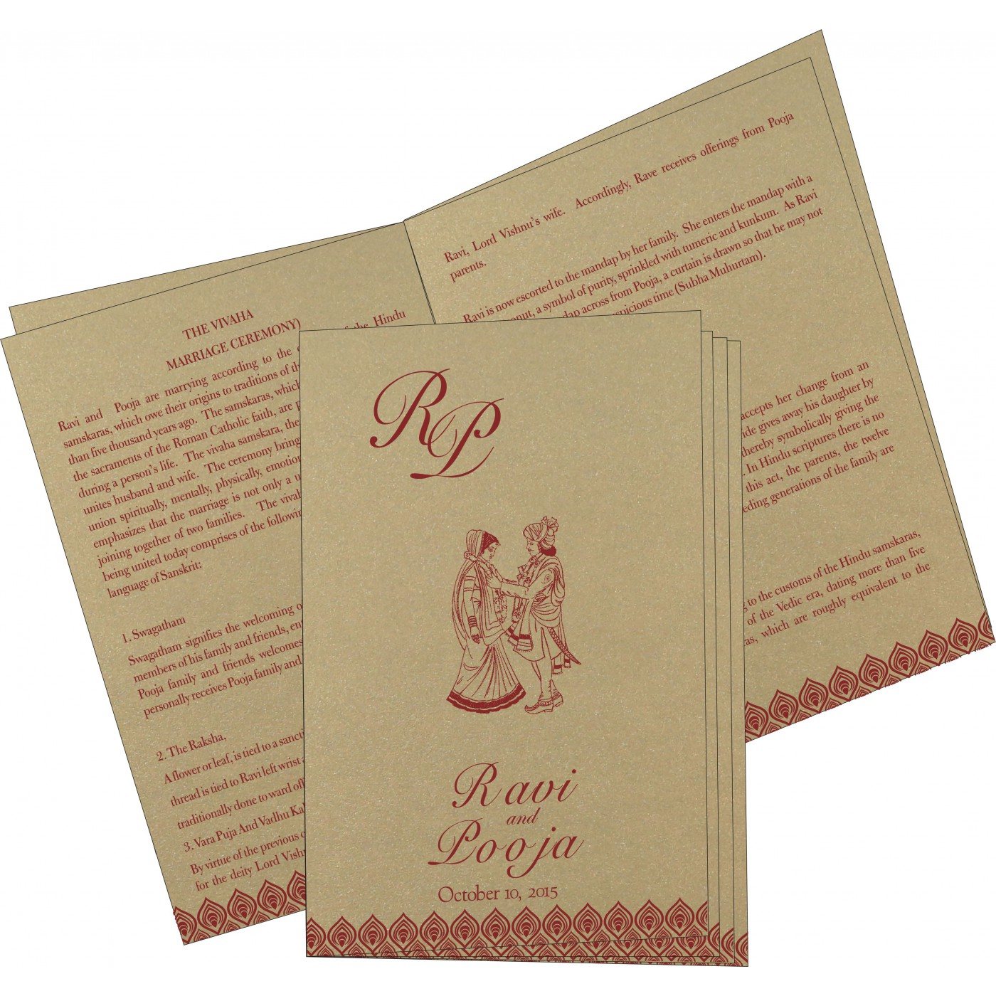 Program Booklet - PC-1506