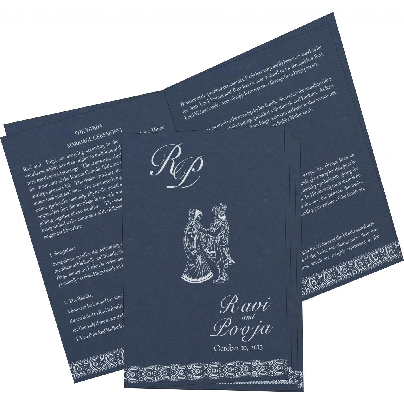 Program Booklet - PC-5014D