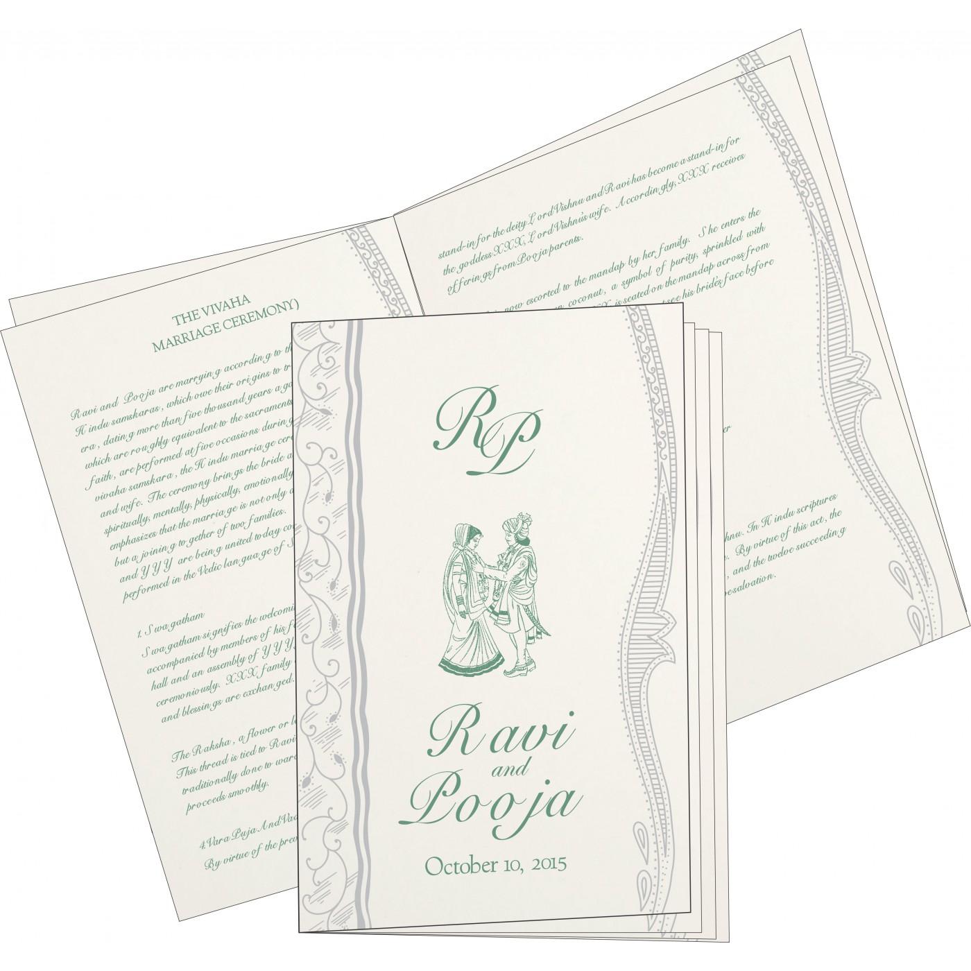 Program Booklet - PC-8210E