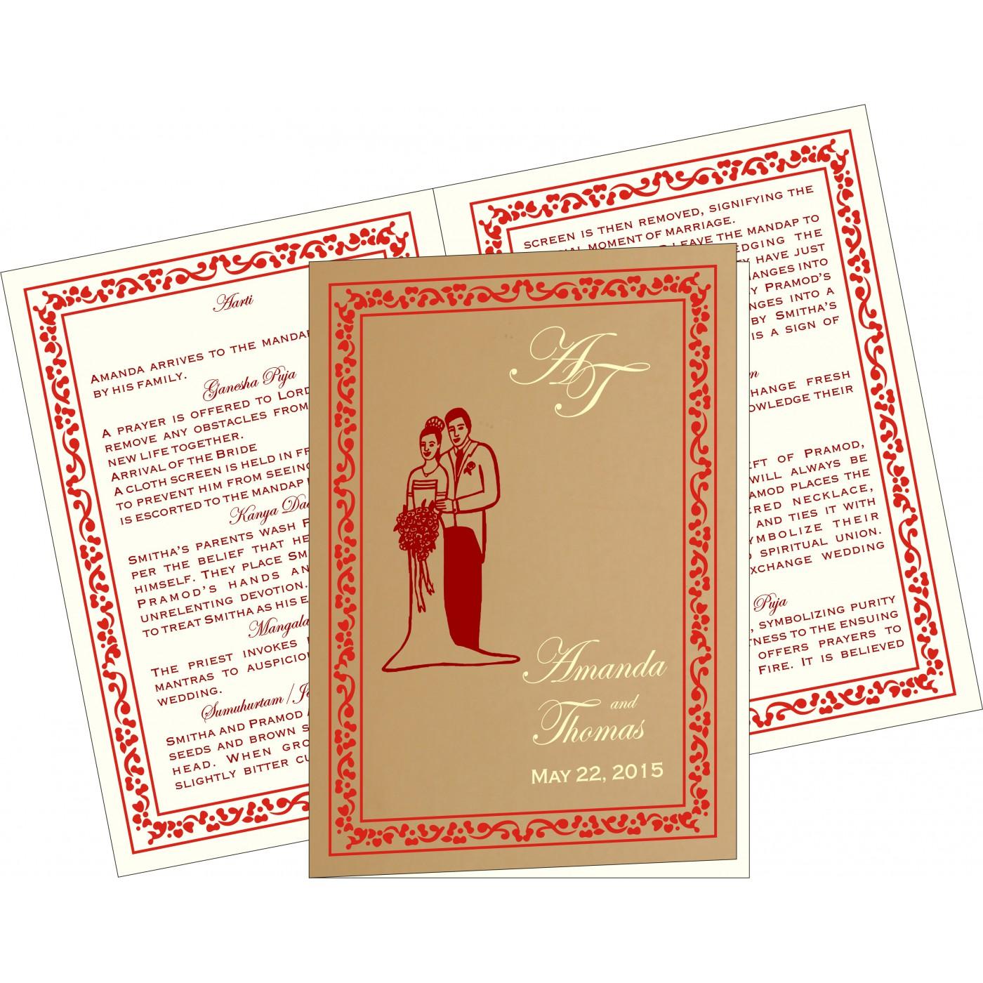 Program Booklet - PC-8214A