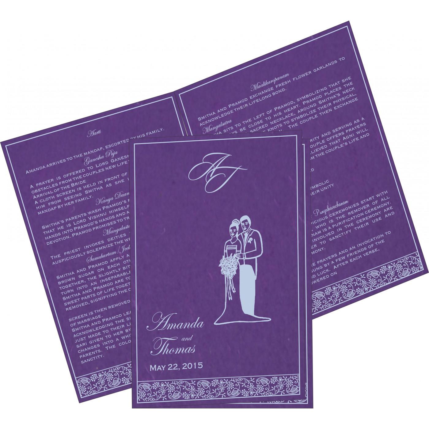 Program Booklet - PC-8215G