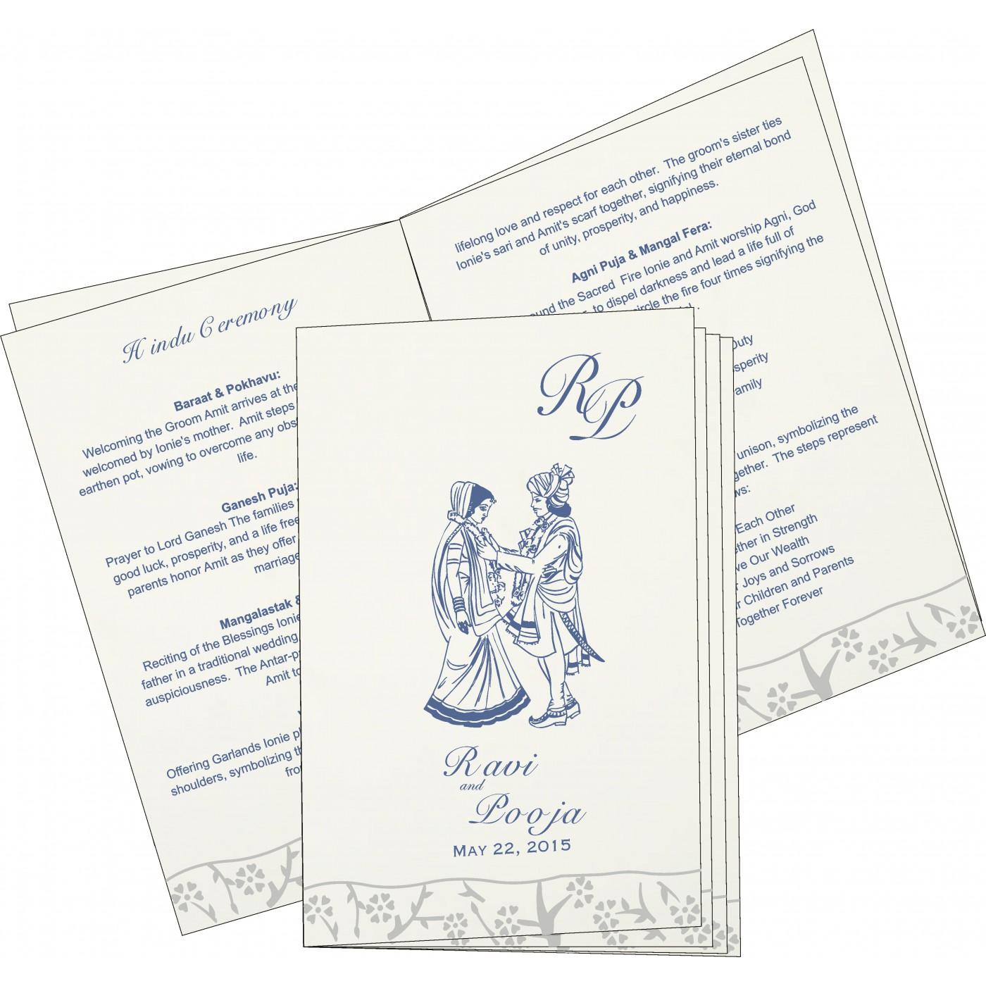 Program Booklet - PC-8216D