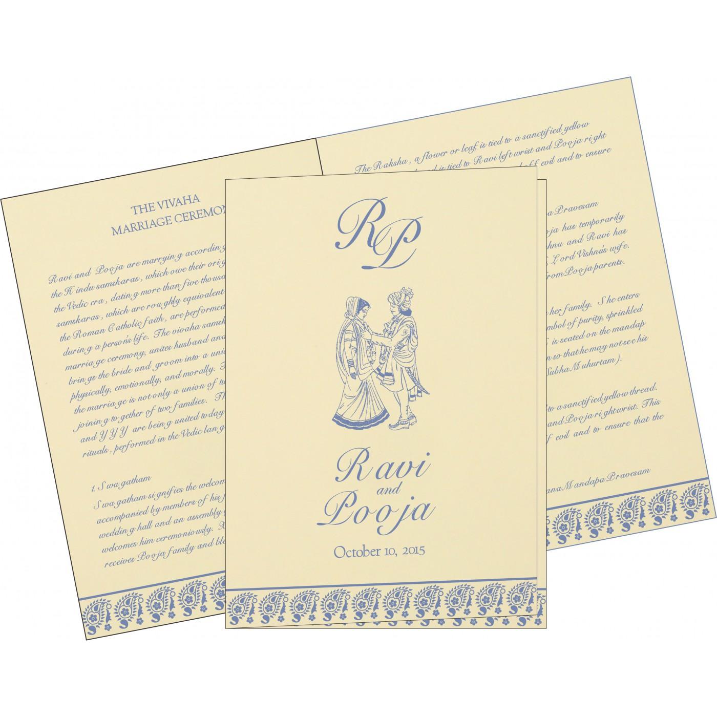Program Booklet - PC-8218K