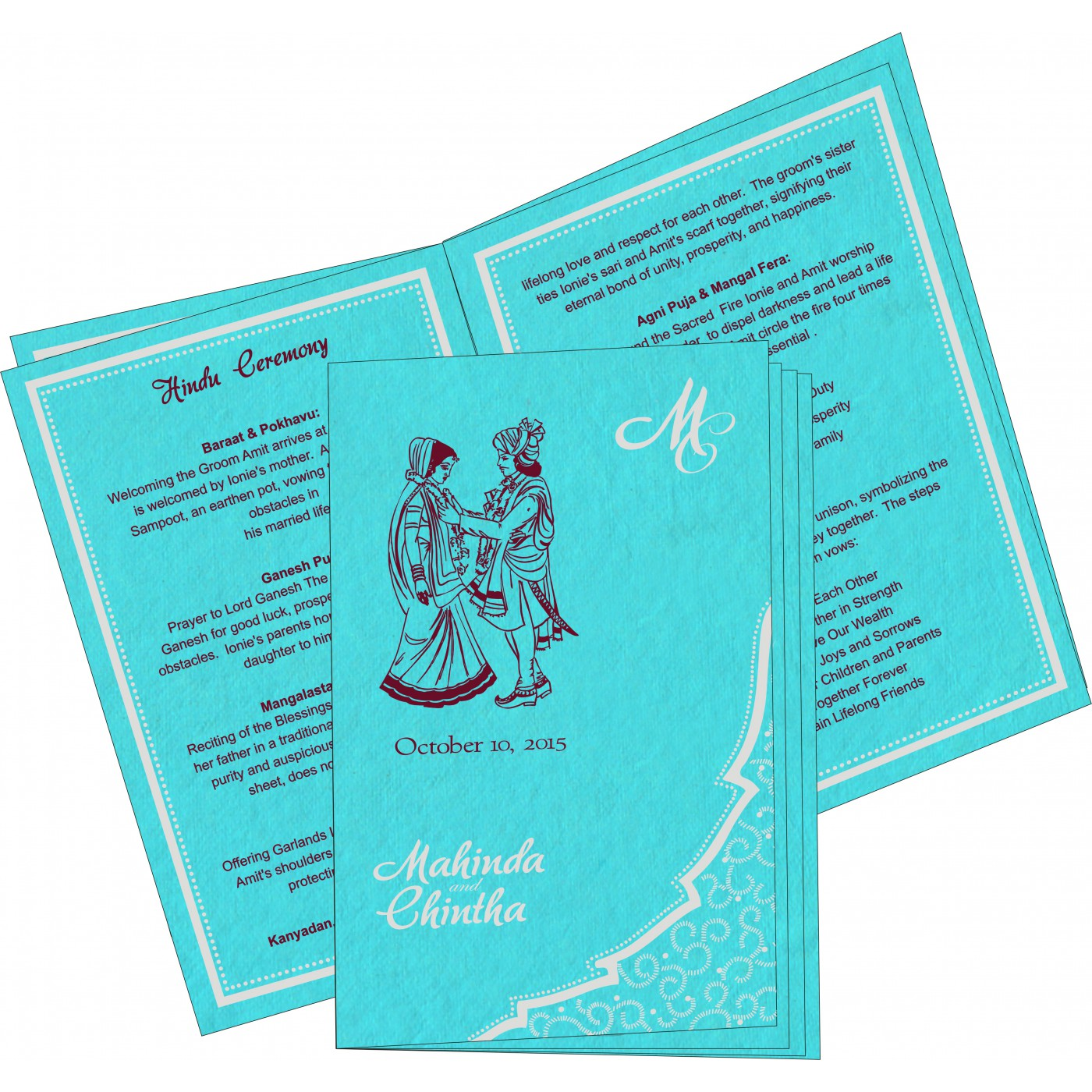 Program Booklet - PC-8219P