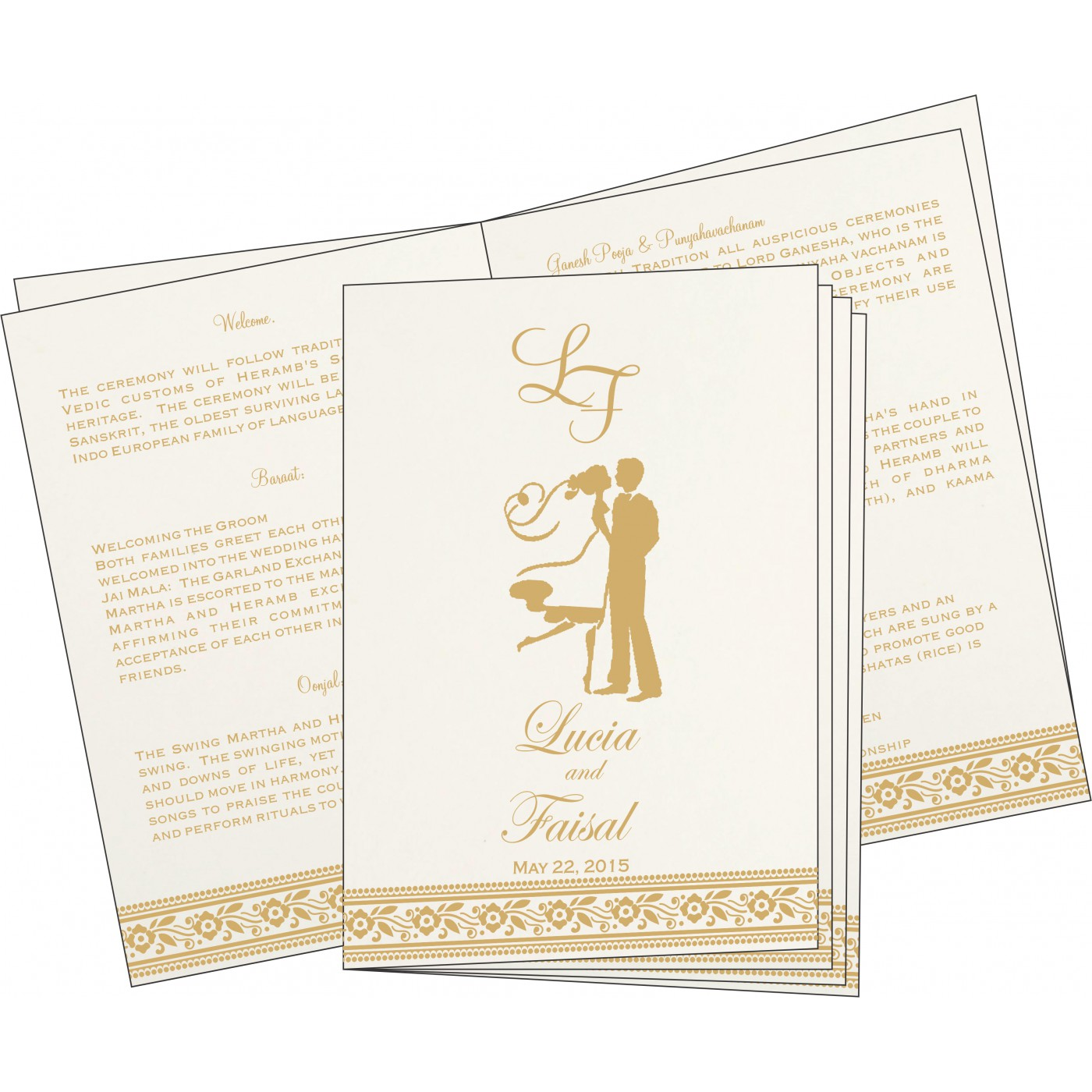 Program Booklet - PC-8220I