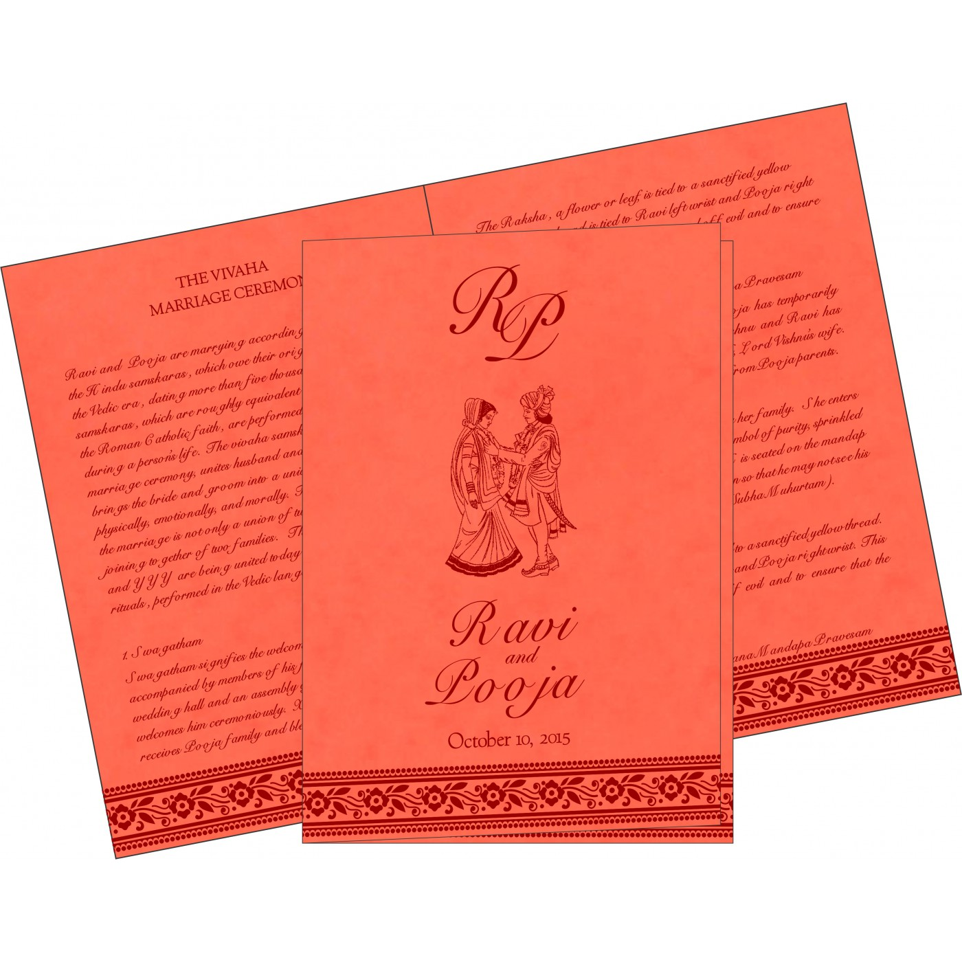 Program Booklet - PC-8220N