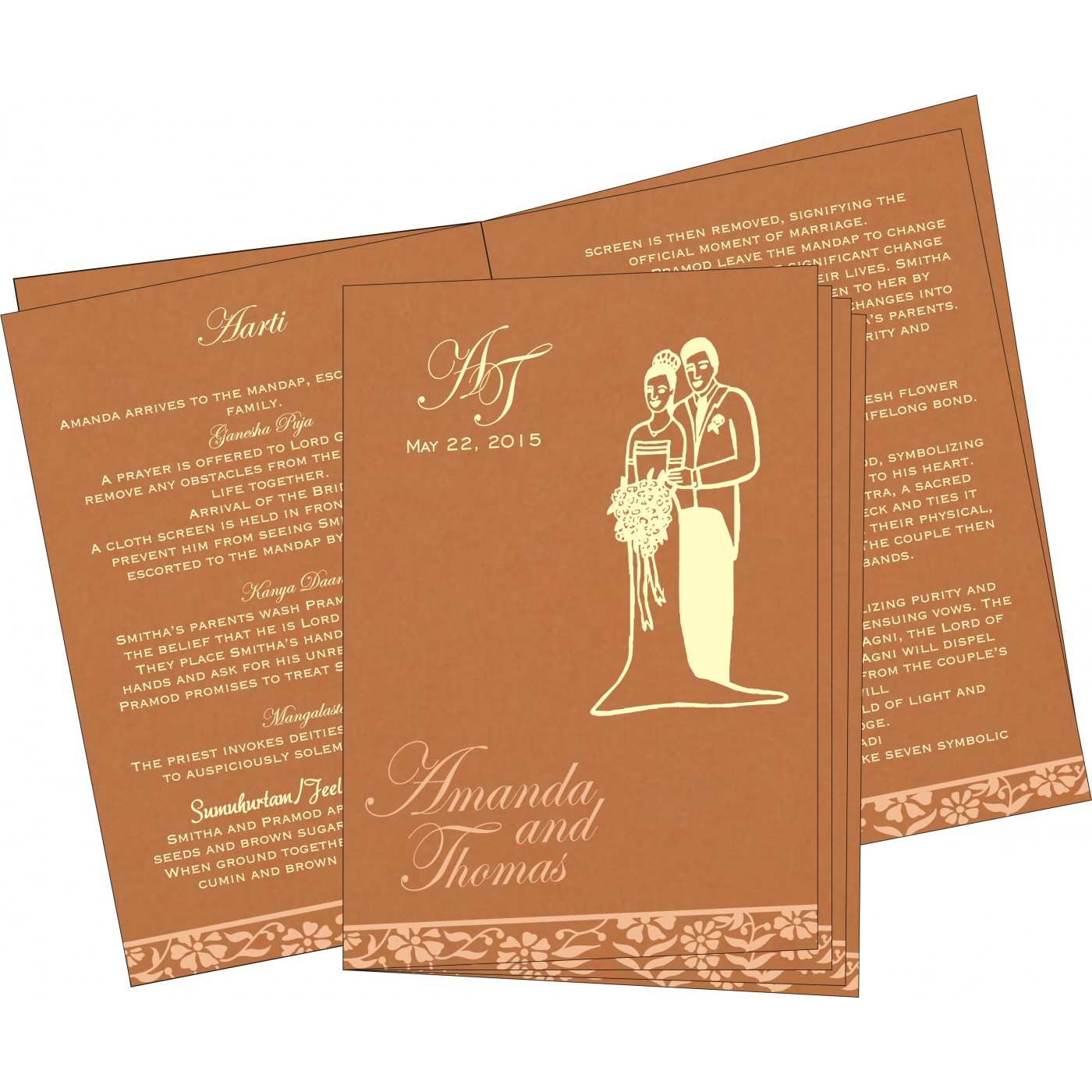 Program Booklet - PC-8222H