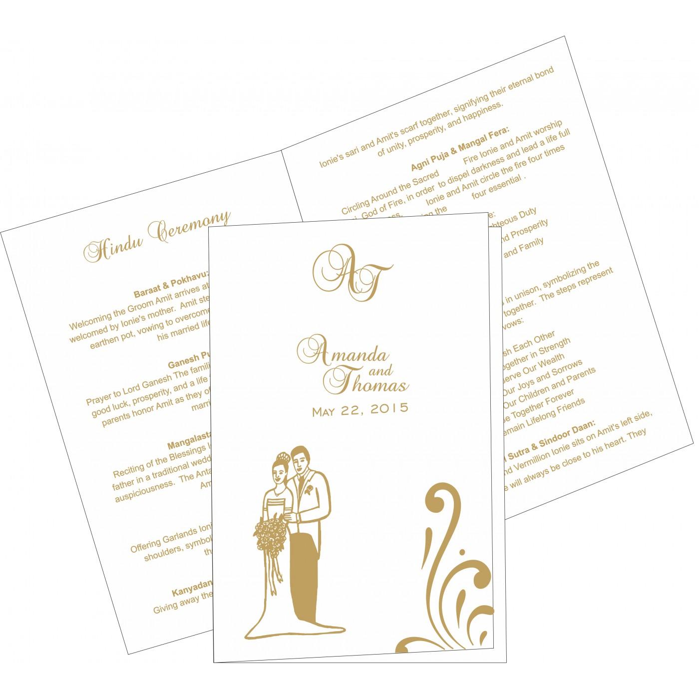 Program Booklet - PC-8223D