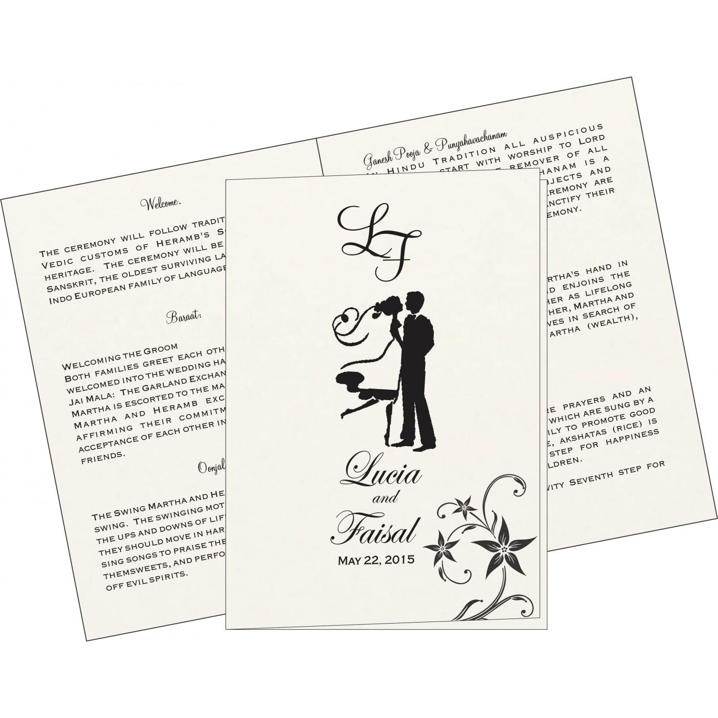 Program Booklet - PC-8225A