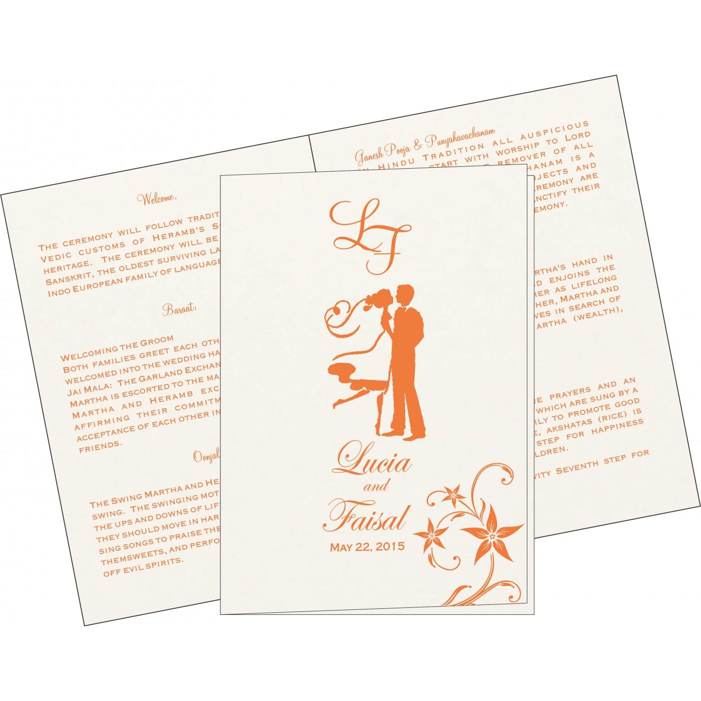 Program Booklet - PC-8225L