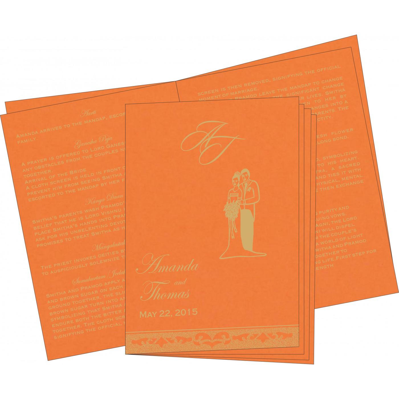 Program Booklet - PC-8227D