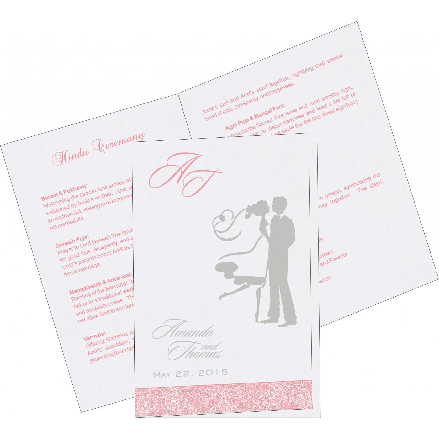 Program Booklet - PC-8234G
