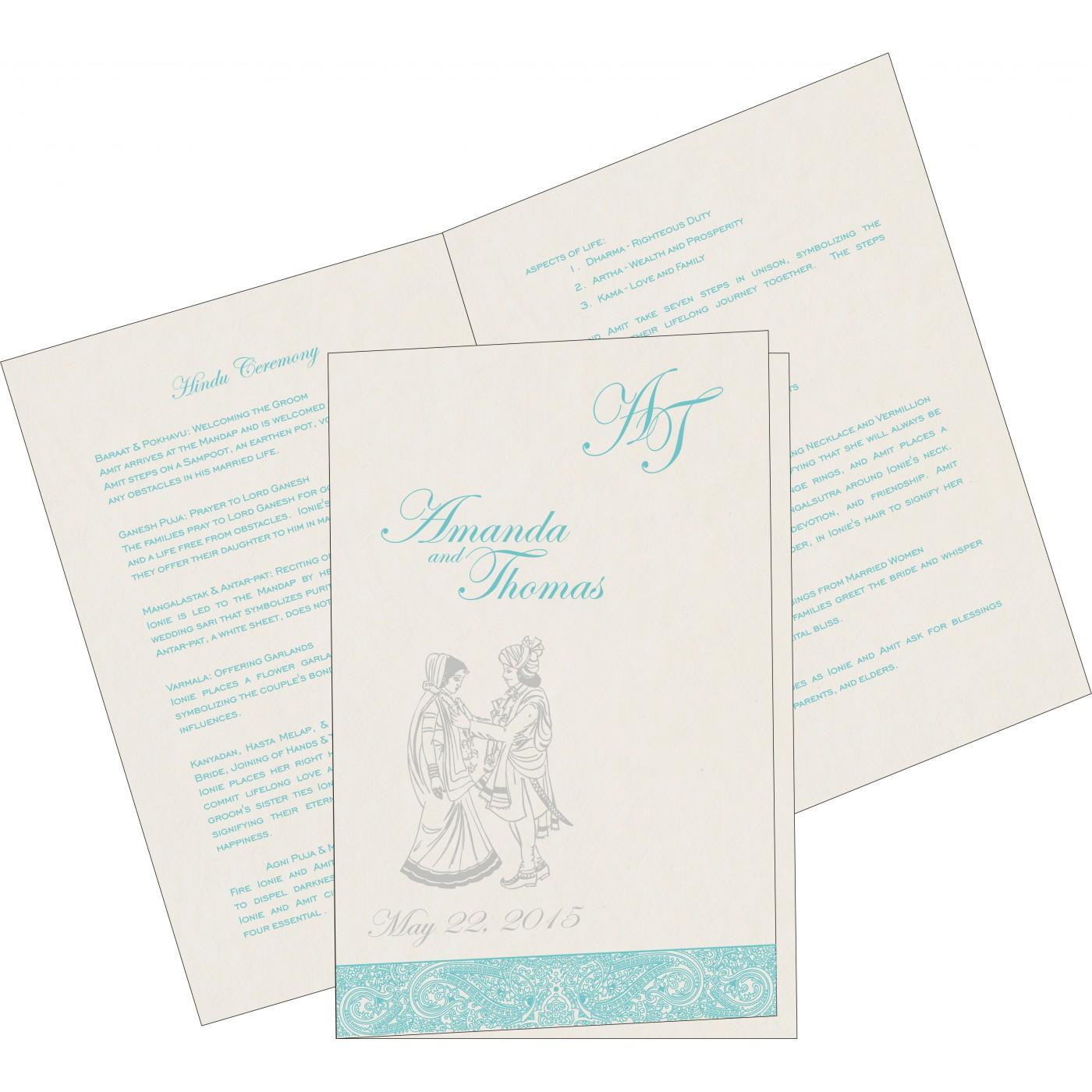 Program Booklet - PC-8234K