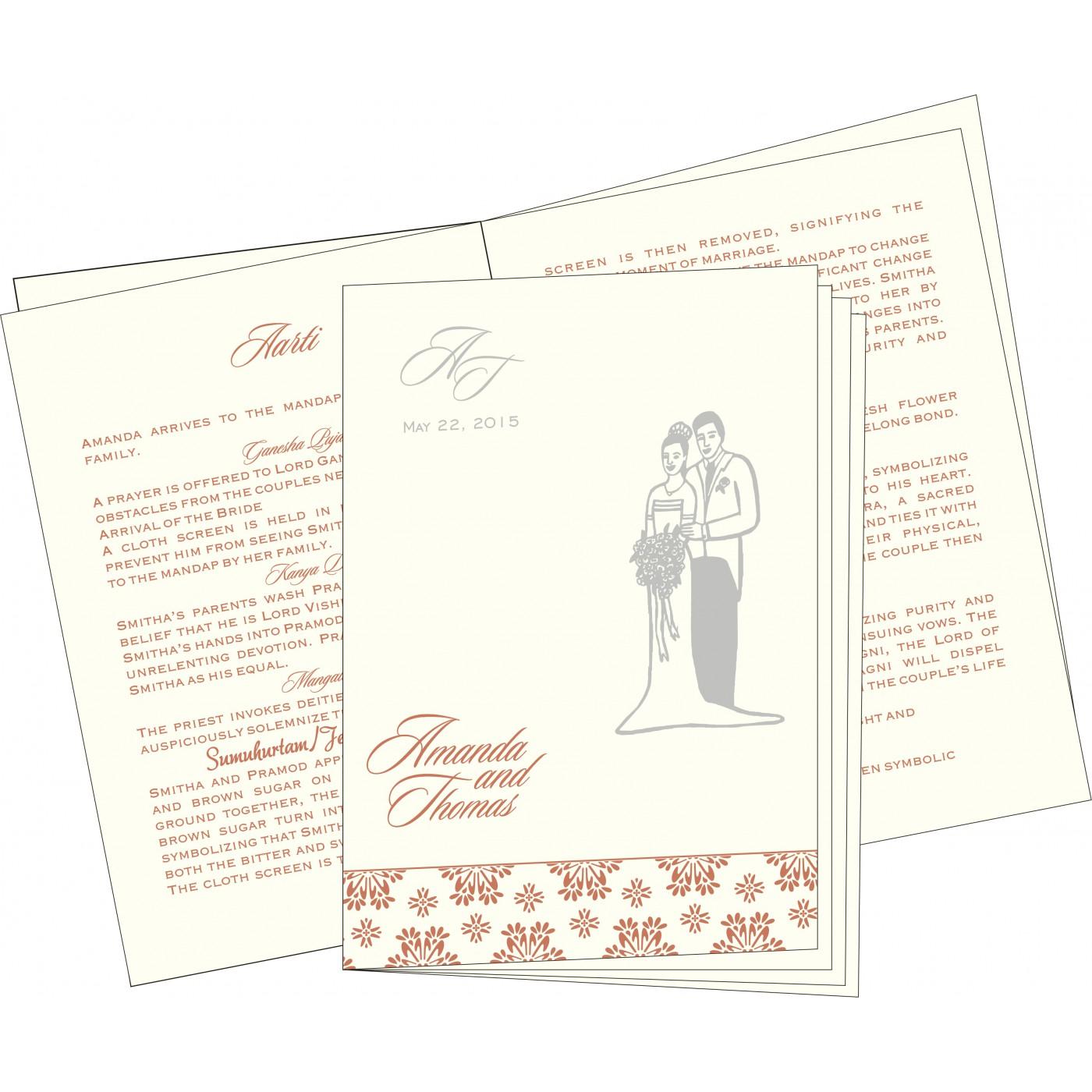 Program Booklet - PC-8237C