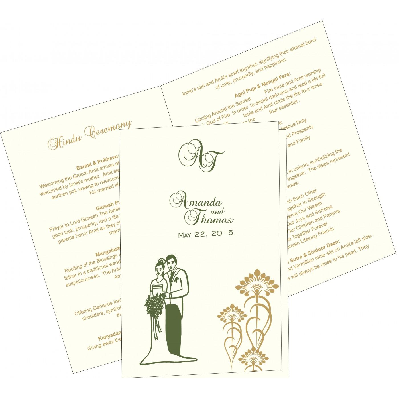 Program Booklet - PC-8239F