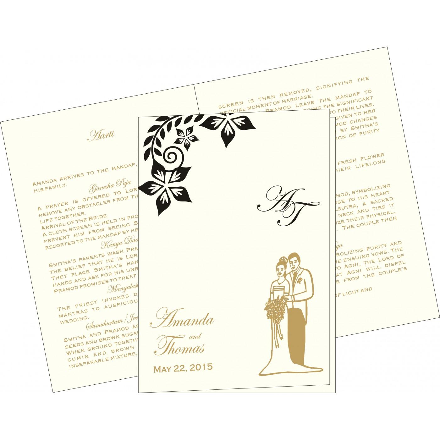 Program Booklet - PC-8240A