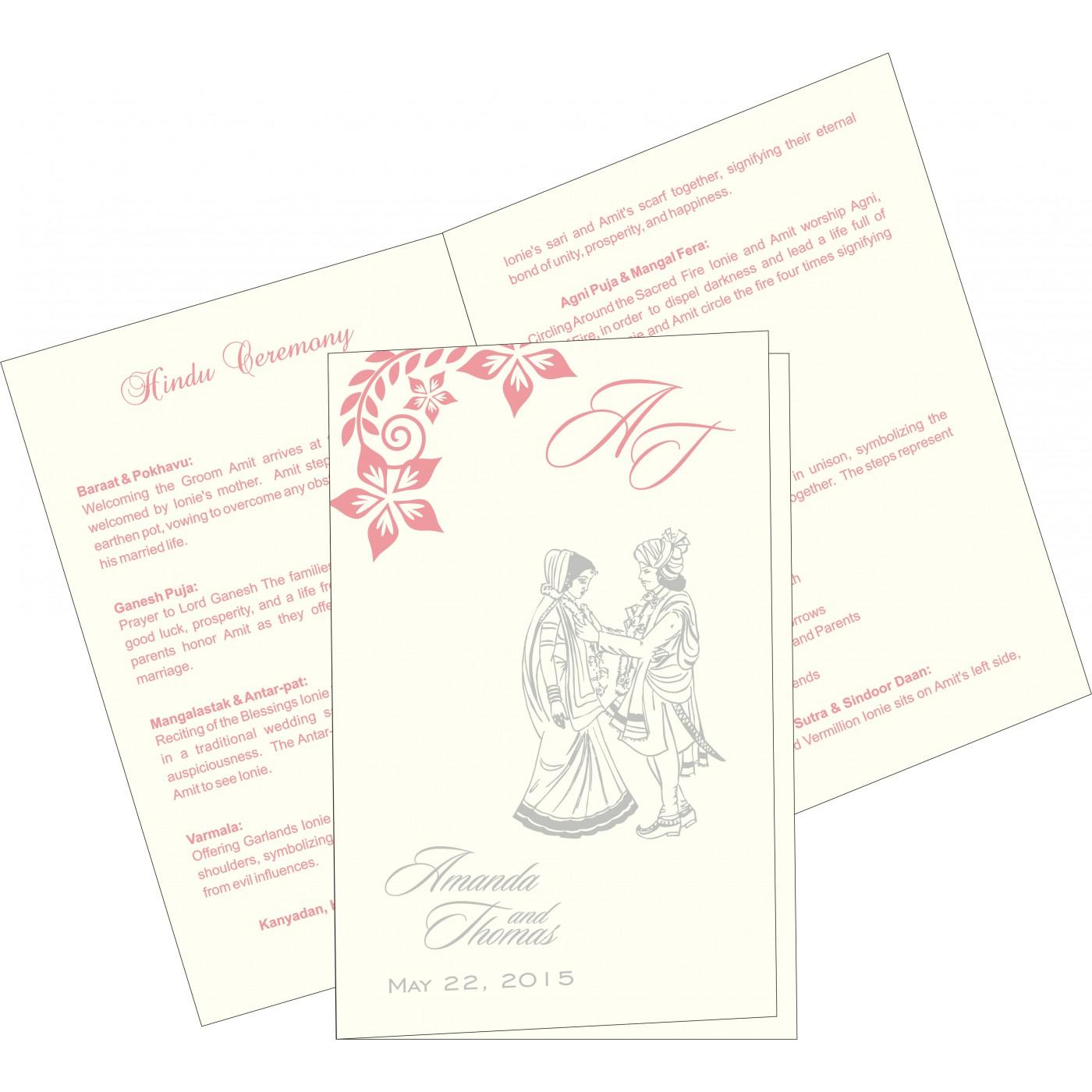 Program Booklet - PC-8240G