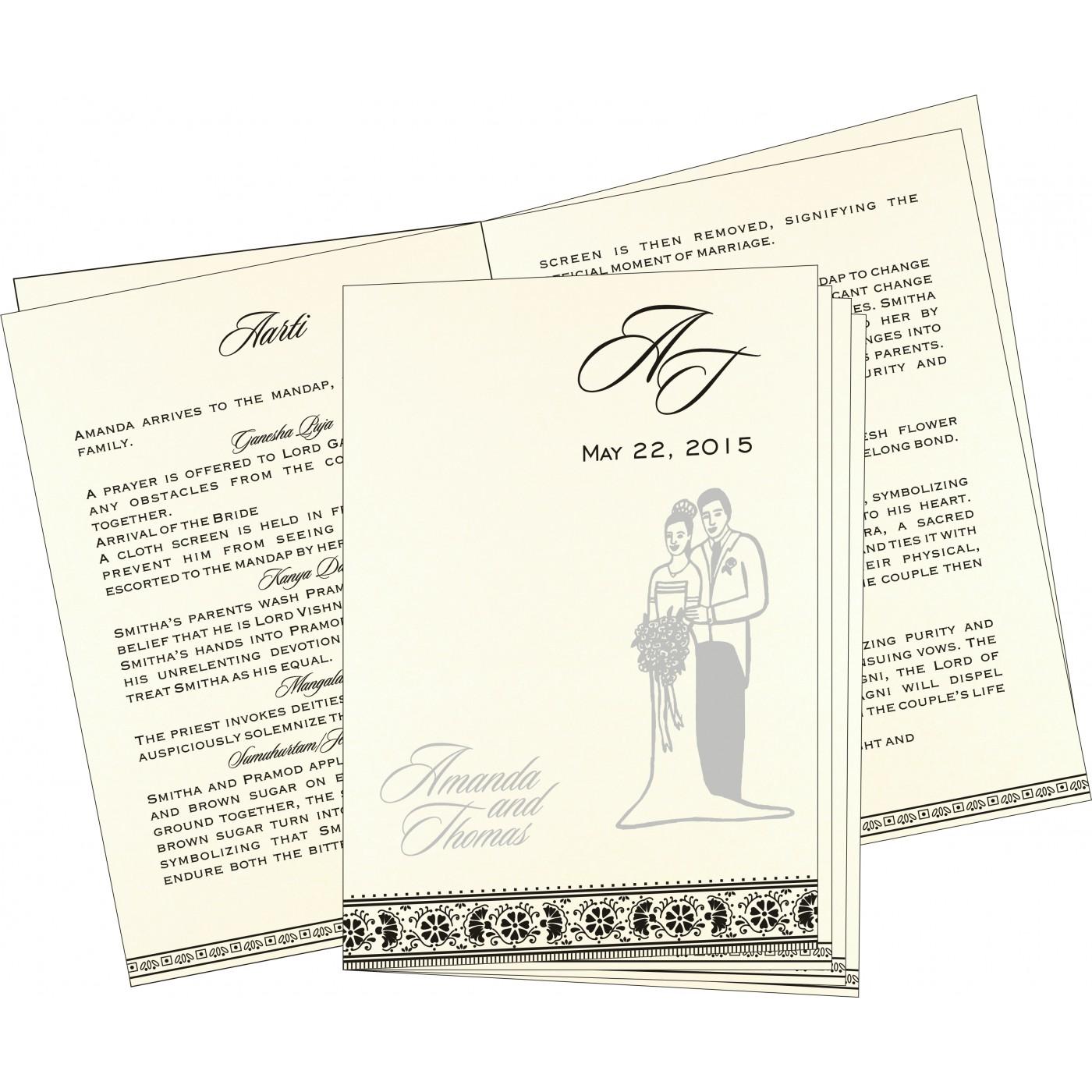 Program Booklet - PC-8242B