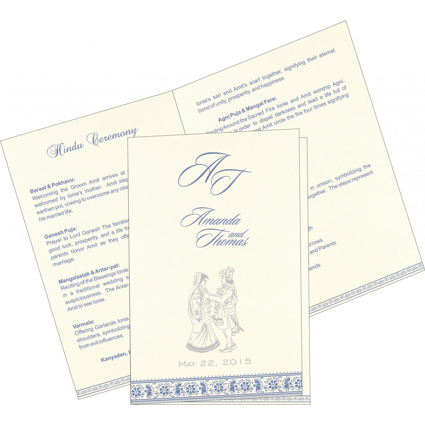 Program Booklet - PC-8242J