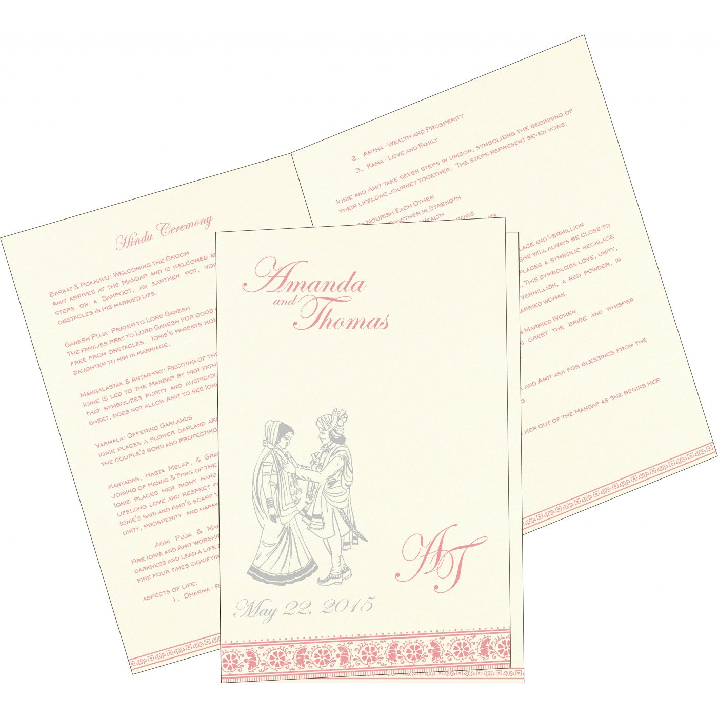 Program Booklet - PC-8242N